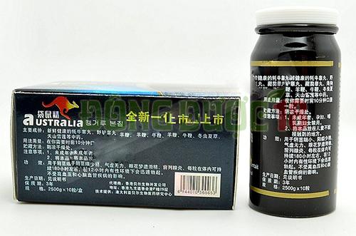 thuốc trị yếu sinh lý tây úc