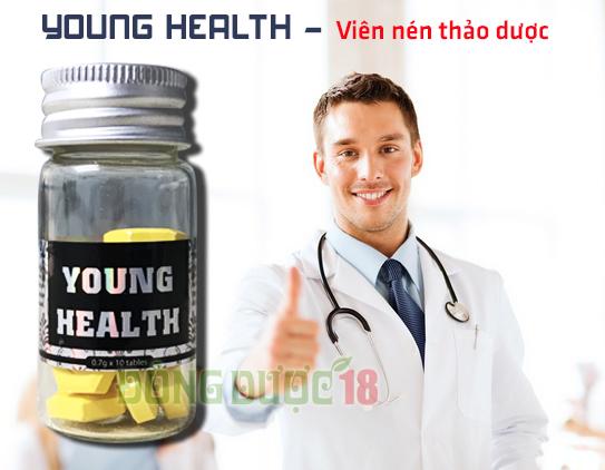 Thuốc cường dương nàm Young Health