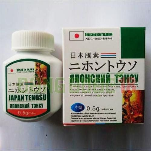 tengsu thuốc cường dương